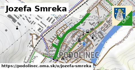ilustrácia k Jozefa Smreka, Podolínec - 0,81km