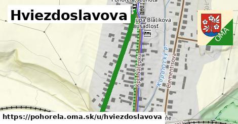 ilustrácia k Hviezdoslavova, Pohorelá - 335m
