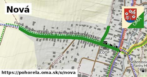 ilustrácia k Nová, Pohorelá - 1,28km