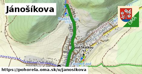 ilustrácia k Jánošíkova, Pohorelá - 0,80km