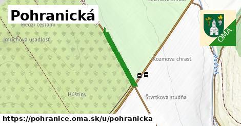 ilustrácia k Pohranická, Pohranice - 1,93km