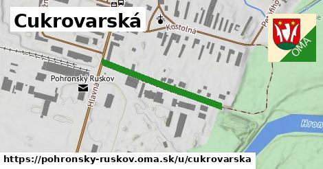 ilustrácia k Cukrovarská, Pohronský Ruskov - 298m