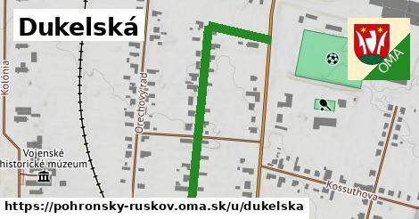 ilustrácia k Dukelská, Pohronský Ruskov - 528m