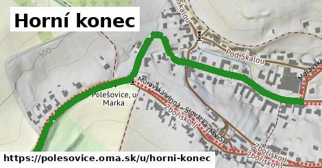 ilustrácia k Horní konec, Polešovice - 0,82km