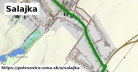 ilustrácia k Salajka, Polešovice - 2,3km