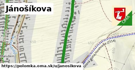 ilustrácia k Jánošíkova, Polomka - 476m