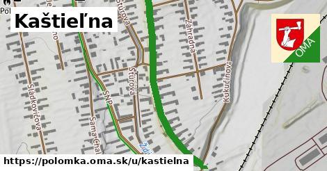 ilustrácia k Kaštieľna, Polomka - 459m