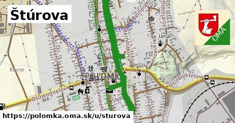 ilustrácia k Štúrova, Polomka - 1,83km
