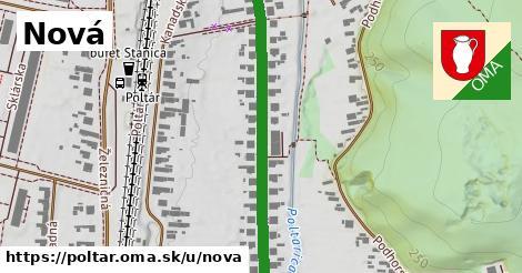 ilustrácia k Nová, Poltár - 580m