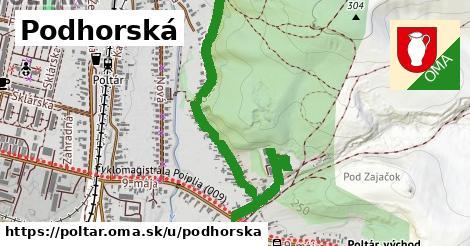 ilustrácia k Podhorská, Poltár - 0,84km