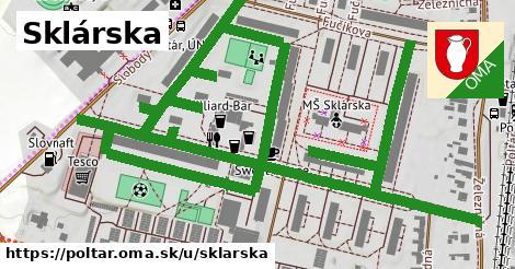 ilustračný obrázok k Sklárska, Poltár