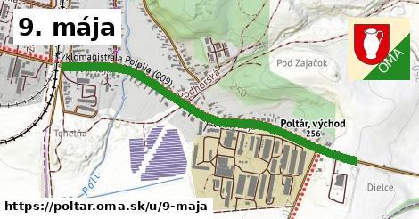 ilustrácia k 9. mája, Poltár - 1,13km