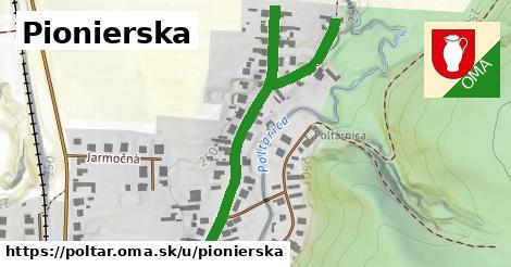 ilustrácia k Pionierska, Poltár - 635m