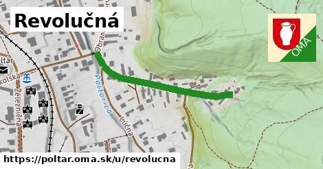 ilustrácia k Revolučná, Poltár - 311m