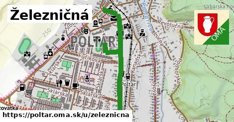 ilustrácia k Železničná, Poltár - 0,89km