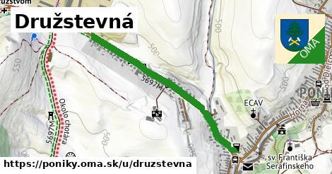 ilustrácia k Družstevná, Poniky - 0,84km