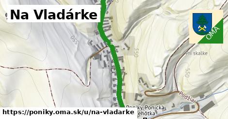 ilustračný obrázok k Na Vladárke, Poniky