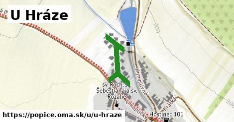 ilustrácia k U Hráze, Popice - 254m