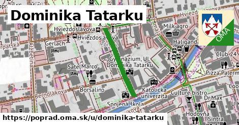ilustračný obrázok k Dominika Tatarku, Poprad
