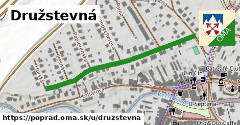 ilustrácia k Družstevná, Poprad - 490m