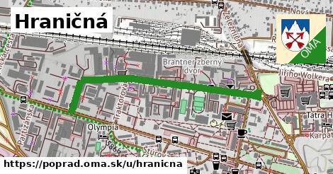 ilustrácia k Hraničná, Poprad - 0,96km