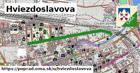 ilustrácia k Hviezdoslavova, Poprad - 0,91km