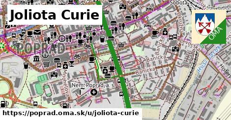ilustračný obrázok k Joliota Curie, Poprad