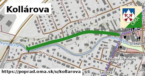 ilustrácia k Kollárova, Poprad - 437m