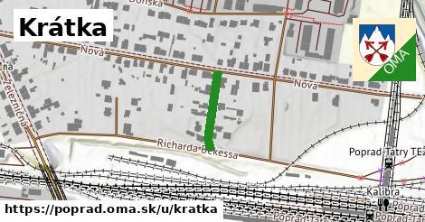 ilustrácia k Krátka, Poprad - 138m