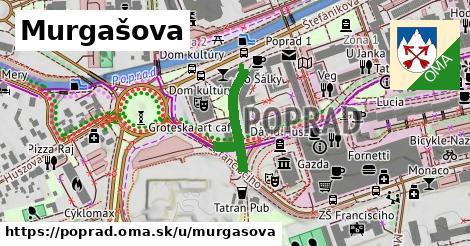 ilustrácia k Murgašova, Poprad - 221m