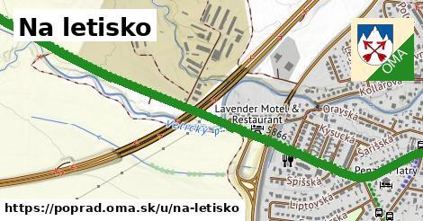 ilustrácia k Na letisko, Poprad - 3,1km