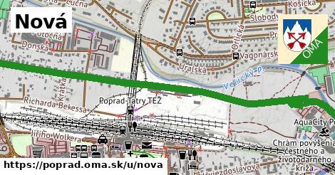 ilustrácia k Nová, Poprad - 1,81km
