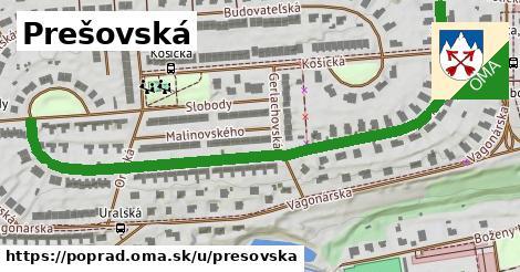 ilustrácia k Prešovská, Poprad - 0,81km