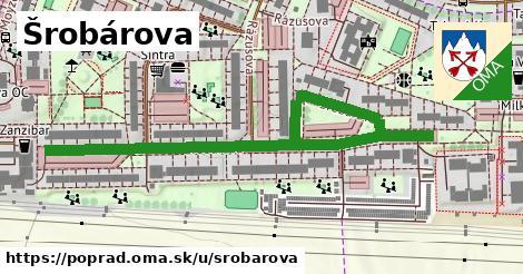 ilustrácia k Šrobárova, Poprad - 0,77km