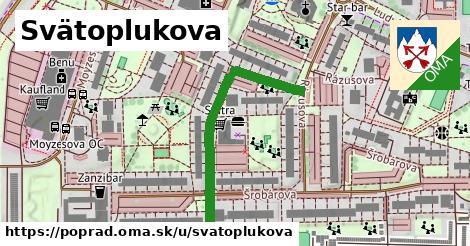 ilustrácia k Svätoplukova, Poprad - 368m