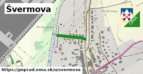 ilustrácia k Švermova, Poprad - 139m