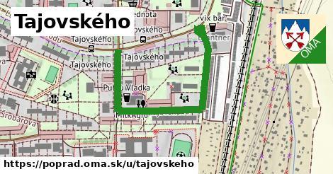ilustrácia k Tajovského, Poprad - 511m