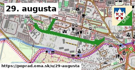 ilustrácia k 29. augusta, Poprad - 1,13km