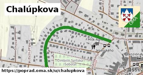 Chalupkova, Poprad