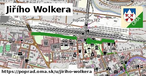 Jiřího Wolkera, Poprad