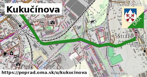 Kukučínova, Poprad