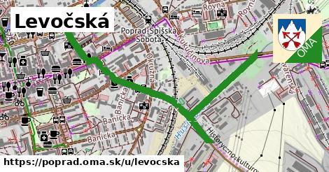 ilustrácia k Levočská, Poprad - 0,87km