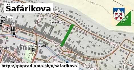 Šafárikova, Poprad