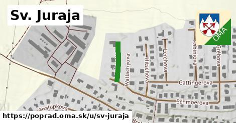 Sv. Juraja, Poprad