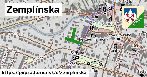 ilustrácia k Zemplínska, Poprad - 155m