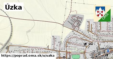 ilustrácia k Úzka, Poprad - 380m