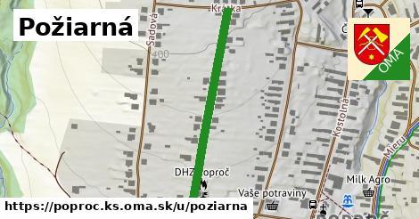 ilustrácia k Požiarná, Poproč, okres KS - 367m