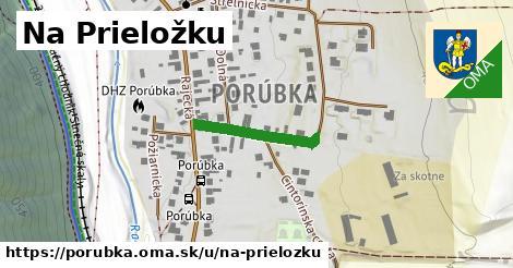 ilustrácia k Na Prieložku, Porúbka - 185m