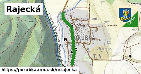 ilustrácia k Rajecká, Porúbka - 583m