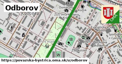 ilustračný obrázok k Odborov, Považská Bystrica